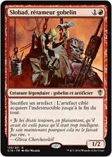 MTG Magic C16 - Slobad, Goblin Tinkerer/Slobad, rétameur gobelin, French/VF