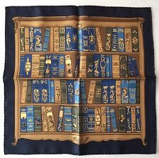 Hermes Bibliotheque Gavroche Scarf