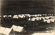 CPA Militaire, Chasseurs Alpins au bivouac (277610)