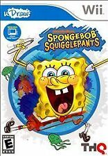 SpongeBob SquigglePants - uDraw (Nintendo Wii, 2011) NEW - GAME ONLY