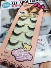 False eyelashes japan dolly wink style No.1 Glamorous 5 pairs S008 Very Light