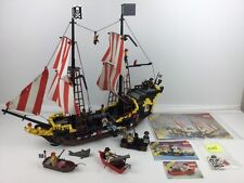 Vintage Lego Bundle ~ (3 Sets) ~ Pirate Ship 6285 + 6257 + 6245 ~ Rare !!!