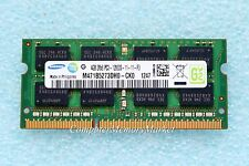 One    4GB PC3-12800S DDR3 1600 Laptop Memory By SAMSUNG # M471B5273DH0-CK0