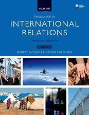Introduction to International Relations : Theories and Approaches by Georg...