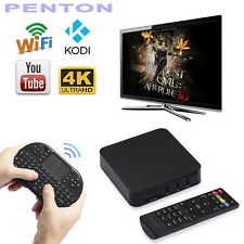 Fully Loaded KODI S805 Android 4.4 Smart TV Box Quad-Core1080P HD