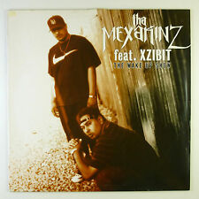 "12"" Maxi - Tha Mexakinz - The Wake Up Show - B4268 - washed & cleaned"