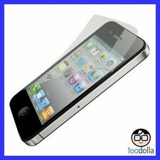POWER SUPPORT Screen Protection Film - Crystal / Clear for Apple iPhone 4/4s
