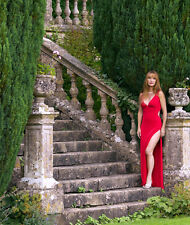 Jane Seymour UNSIGNED photo - G354 - GORGEOUS!!!!!