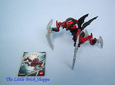 Lego Bionicle 8947 Matoran RADIAK - Complete figure with original instructions