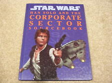 WEG Star Wars Han Solo and the Corporate Sector Sourcebook hardcover