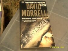 Scavenger by David Morrell (2008, Paperback)   (r)
