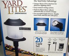 20-LIGHT Brinkmann Malibu Landscape Lighting Kit - 14 Tier & 6 Flood Low Voltage
