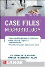 Case Files Microbiology, Third Edition
