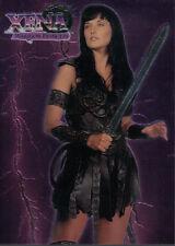 XENA WARRIOR PRINCESS SERIES 1 CHROME CARD C1