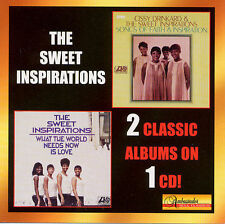 Songs of Faith & Inspiration / What World Needs Sweet Inspirations Music-Good Co