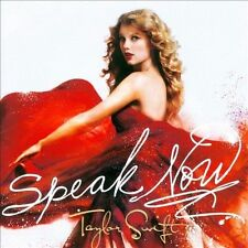 Speak Now by Taylor Swift (CD, 2010, 2 Discs, Big Machine Records)