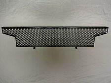 MG MIDGET 1500cc BLACK FRONT GRILLE WITH FITTINGS CHA478