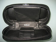 NEW Sillems Leather Pipe Pouch for 2 Dunhill or other Pipes & Tobacco Pouch NEW
