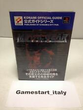 METAL GEAR SOLID (GUIDA STRATEGICA) JAP VERSION GUIDE