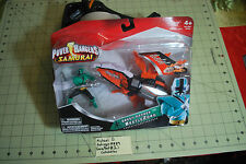 Power Rangers Samurai Green Ranger Beetlezord