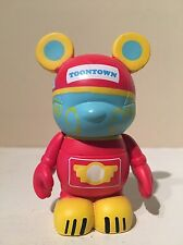 Disney Vinylmation Toontown Trolly with Card