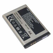 Echt AB463446BU Akku für Samsung E210 E900 E250 E2600 B300 B130, 800mA