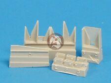 Tank Workshop 1/35 Culin Hedgerow Cutter (Rhino device) Angle Iron Teeth 350032