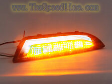 08 09 10 11 12 13 VW Scirocco III CarDNA LED front indicator signal Lamp CHROME