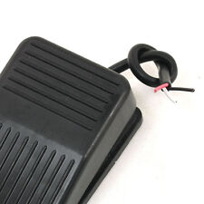 SPDT Nonslip plastic Momentary Electric Power Foot Pedal Switch YM
