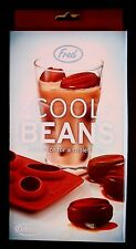 ^ COOL BEANS Coffee Silicone Ice Tray for a Cooler Brew
