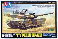 Tamiya 32588 JGSDF Type 10 Tank 1/48 scale kit