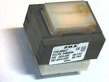 Printtrafo prim. 2x110V sek 2x10,5V 1,7VA P.M.A. 1522017 Transformer Transformat