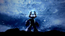 "Nintendo Nes Gamecube MEGAMAN  ROCKMAN Decor Wall  Poster 8.5""x11"" Game Room  #5"