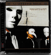 Medeski Martin and Wood - Uninvisible  [DVD-AUDIO]  NEU&MINT/UNGESPIELT!