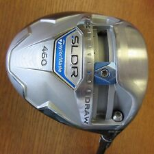 Used TaylorMade JAPAN SLDR 460 9.5° Driver TM1-114 Graphite Stiff Flex
