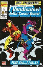 COMICS - Marvel Extra N° 3 Presenta: I Vendicatori della Costa Ovest - USATO