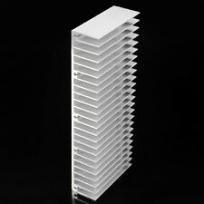 New  Aluminum Heat Sink for LED and Power IC Transistor 60x150x25mm