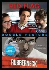 Rubberneck / Red Flag (Double Feature) [DVD] (2014) *New DVD*