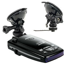 Escort Passport 8500x50 9500ix & Beltronics Radar Detector Strong Suction Mount