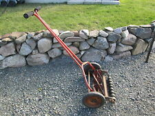 Suffolk Ball Bearing Clipper SUPER CLIPPER 22 Made In England Push Lawn Mower