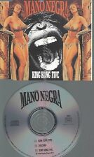 CD--MANO NEGRA--KING KONG FIVE