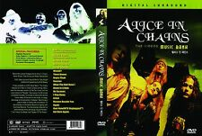 Alice In Chains Music Bank the videos (DVD,All,Sealed,New)