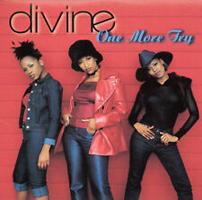 CD One More Try - Divine