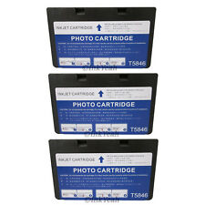 3 pack T5846 ink for Epson PictureMate Show PM300 PM200 PM225 PM240 PM260 PM280