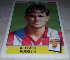 FIGURINA CALCIATORI PANINI 1994/95 CREMONESE PIRRI ALBUM 1995