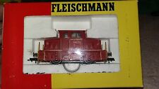 FLEISCHMANN 4203 V42-03 HO GAUGE 0-4-0 DIESEL SHUNTER-USED-IN EXCELLENT COND