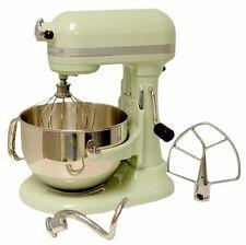 KitchenAid RKP26M1XPT Pro 600 Stand Mixer 6 qt Pistachio Green Big Capacity