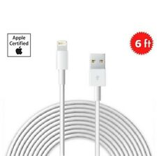 Apple MFi Certified Lightning Cable - 6 Feet - FREE SHIPPING!
