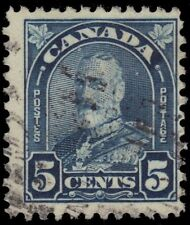 "CANADA 170 - King George V ""Arch"" Dull Blue (pf54551)"
