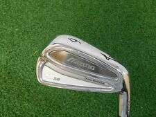 USED RH MIZUNO MP 58 DUAL MUSCLE TI 6 IRON N.S. PRO 950 GH REGULAR FLEX STEEL
